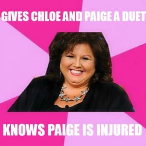Abby Lee Miller Quotes