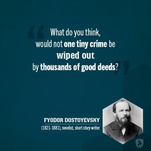 10. Dostoyevsky