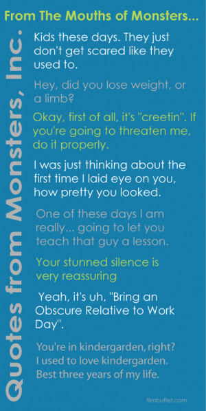 monsters inc quotes monsters inc quotes monsters inc quotes monsters ...