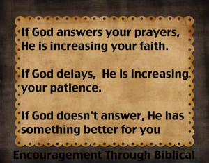 ... quotes posters god quotes quotes posters how god answer our prayers
