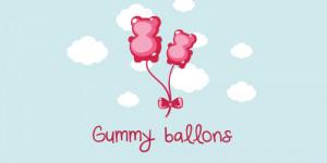 Gummy Bear & Balloon