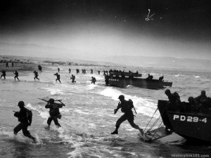 Remembrance and Photos of D-Day; Normandy