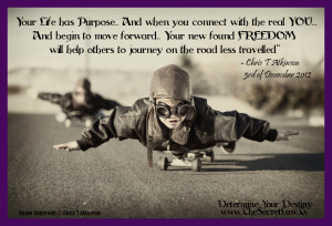 Life Has Purpose inspirational picture quote and sayings about life ...