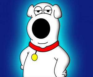 Family Guy Brian Griffin Brian-griffin