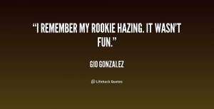 Rookie Quotes