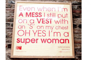 Superwoman Quotes