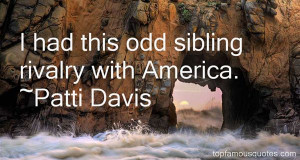 Quotes About Sibling Rivalry Pictures