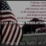 patriotic quotes, best, meaningful, sayings, john adams samuel johnson ...