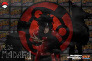 Happy Birthday Madara Uchiha by narutonetwork