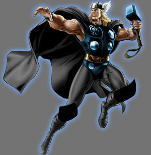 Blue Lantern Thor Lord Lycan