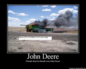 John Deere Funny Meme