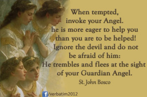 Ask you Guardian Angel for help.