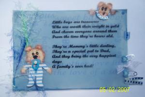 download this Scrapbook Customs Baby Quotes Boy Girl Scrapbooking ...