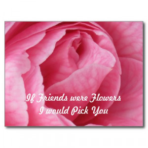 Pink flowers With quotes