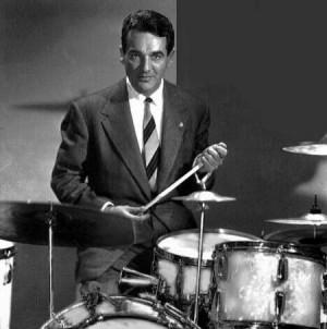 1909-01-15 Eugene 'Gene Krupa' Bertram born in Chicago, IL died 1973 ...