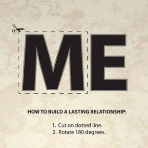 How to build a lasting relationship....