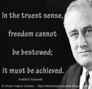 FDR and trait leadership