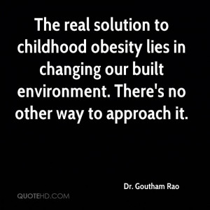 The real solution to childhood obesity lies in changing our built ...