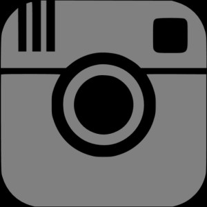 INSTAGRAM LOGO VECTOR WHITE