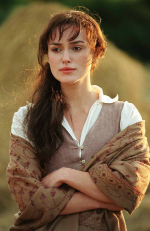 Pride and Prejudice Elizabeth Bennet