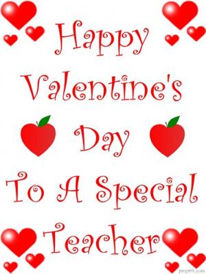 Valentines Quotes For Teachers Valentine ideas for teachers