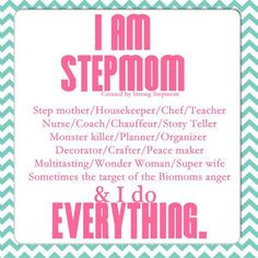 Our Blended Family & Being A Stepmom