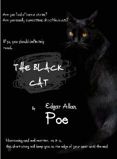 Edgar allan poe the black cat translation