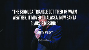 Bermuda Triangle Quotes