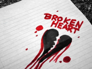 here are some quotes related to those people who s heart get broken ...