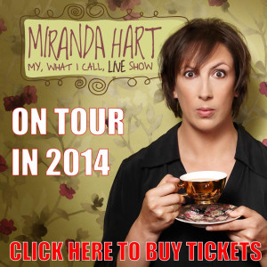 Buy Tickets for My, What I Call, Live Show 2014
