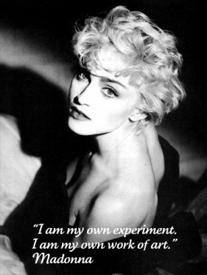 Madonna Quotes (Images)