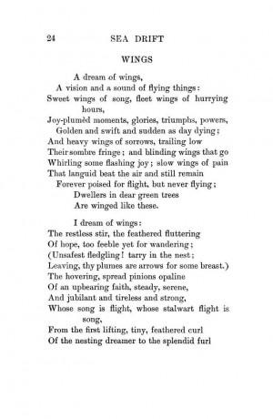 Sea drift : poems