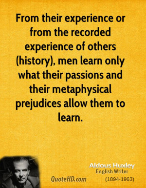 Quotes Learning From Others Experience ~ QUOTE & POSTER: Five things ...