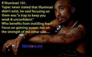Tupac K'Illuminati 101