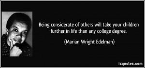 More Marian Wright Edelman Quotes
