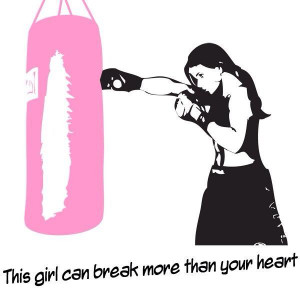 Girl Boxing Quotes
