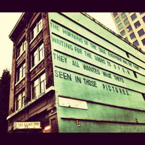 quote #photography #Vancouver