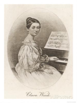 clara-schumann-nee-wieck-german-musician-wife-of-robert-schumann-as-a ...