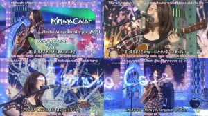 YUI - Your Heaven [Music Station Super Live 2010 24.12.2010]