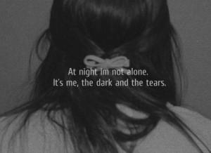 beautiful dark quotes tumblr