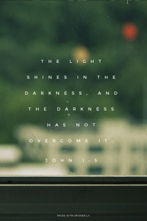 Overcoming Darkness Quotes Quotesgram