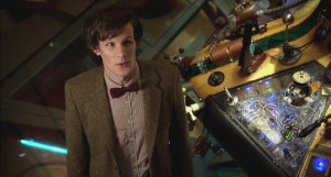 Doctor Eleven, played by 27 year old Matt Smith, is the youngest ...