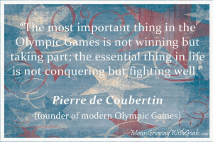 Olympic Quotes to Inspire You to Go for the Gold