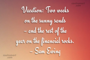 Vacation Quotes and Sayings - Page 4