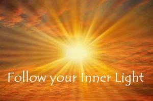 Follow your inner light