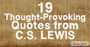 Grace Quotes C.S. Lewis