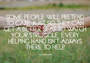 Some People Will Pretend To Care Just So They Can Get A Better Seat