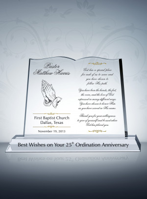 Sample Pastor Anniversary Poems