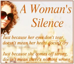 Woman's Silence