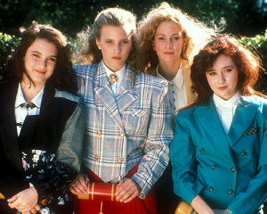 The Coolest High School Movie Cliques | The Heathers